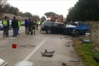 incidente gioia del colle