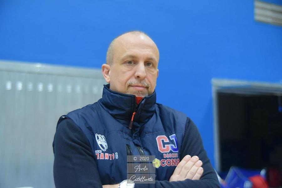 """Cus Jonico, coach Olive: """"Vogliamo dare soddisfazioni alla città"""""""