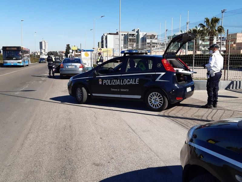 Fino a domenica 3 maggio Taranto sarà ancora in lockdown