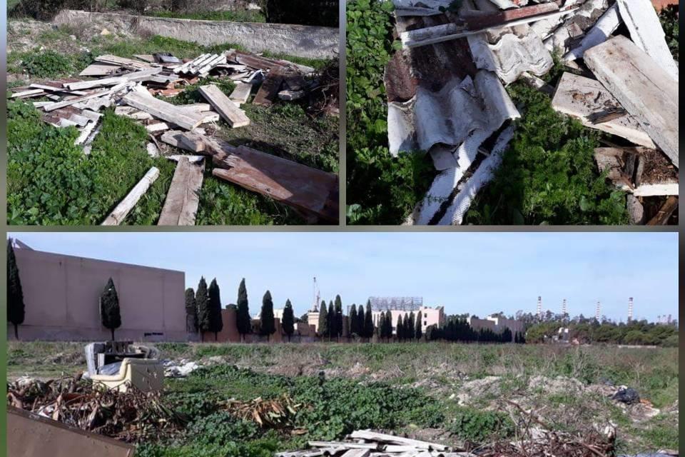 """Amianto killer a Taranto, Legambiente: """"Il Comune intervenga"""""""