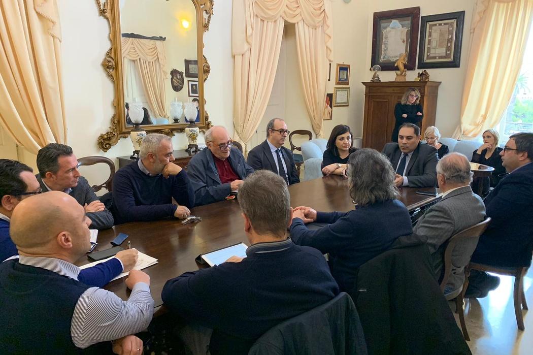 Cantiere Taranto: ok Tavolo per lo sviluppo
