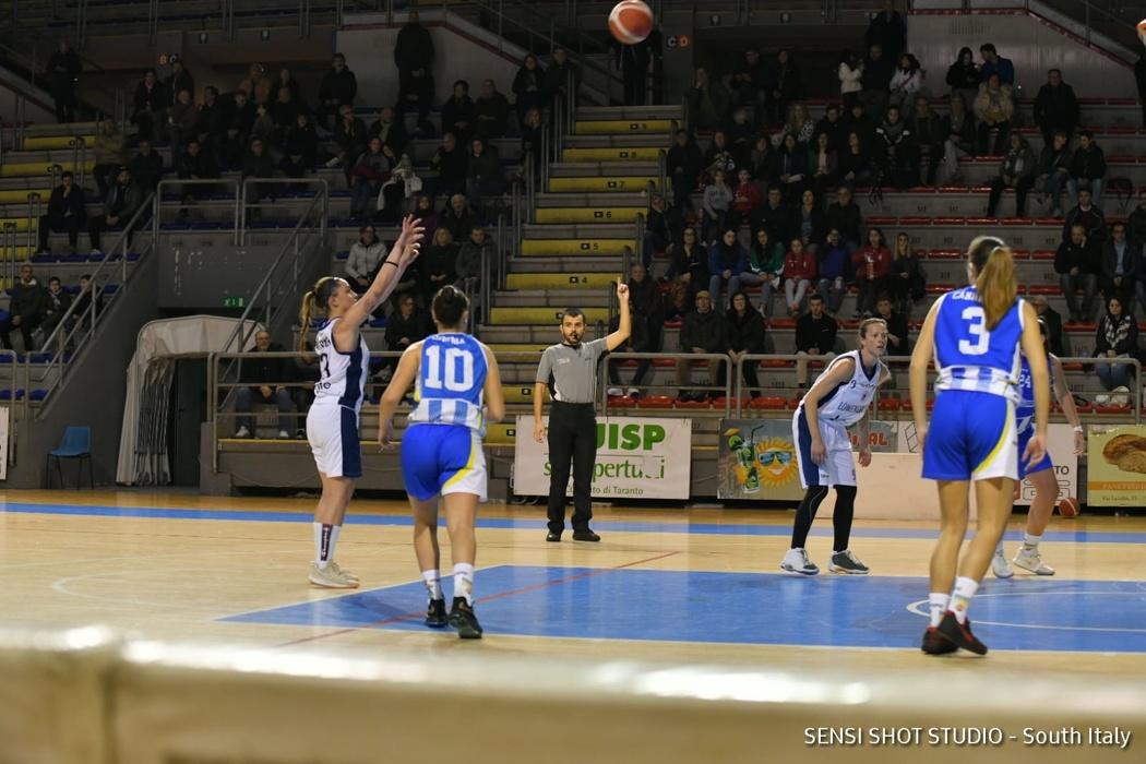 AdMaiora Basket, la società ringrazia il comune di Taranto