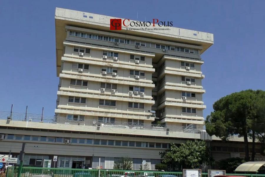 """Taranto, Covid: al """"Moscati"""" 32 pazienti"""