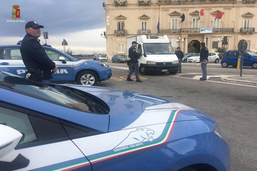Taranto, Coronavirus: scattano le prime denunce per chi viola i decreti