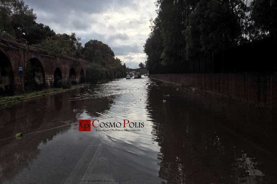 """Crollo acquedotto Triglio, Lamanna (ATT): """"Raccogliamo fondi per costruire una teca"""""""