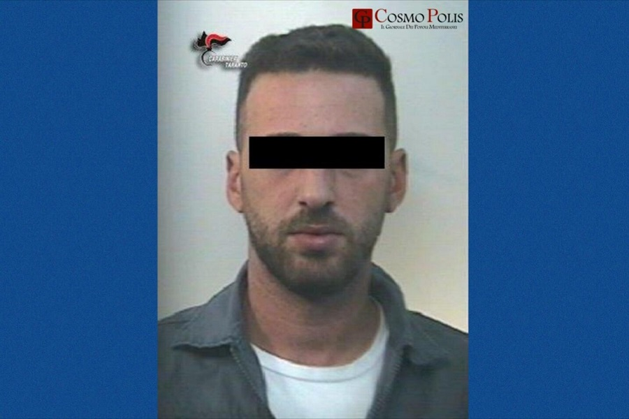 Droga. 28enne in carcere