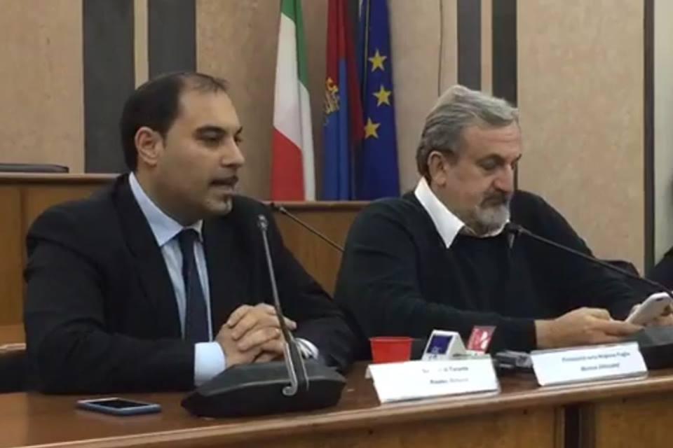 """Melucci ed Emiliano: """"Con il Governo su Ilva si riapre il dialogo"""""""