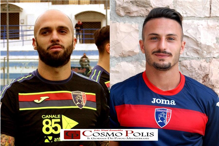 Pera&Milizia, addio Taranto