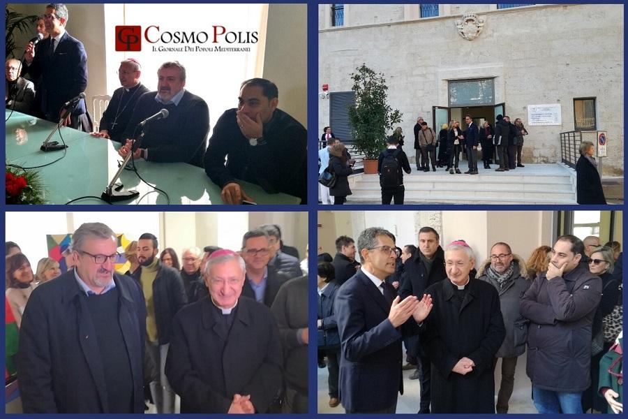 Inaugurato Dipartimento Salute Mentale dell'Asl di Taranto
