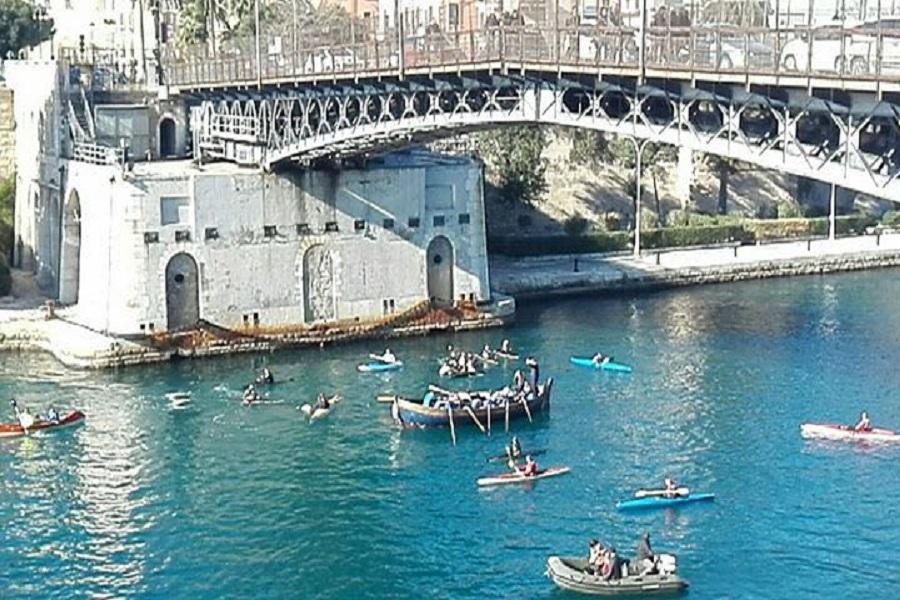 Apertura straordinaria del Ponte Girevole