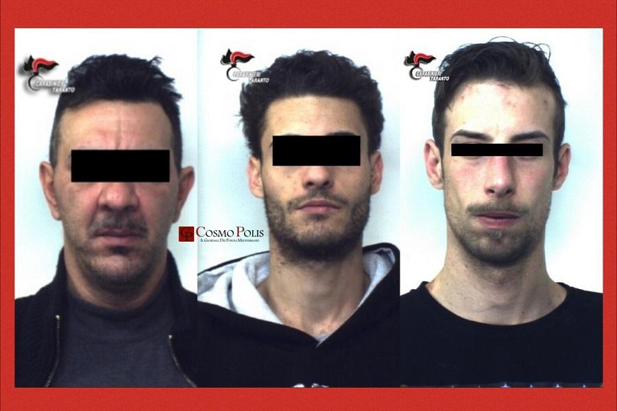 Rapinatori seriali tornano in carcere