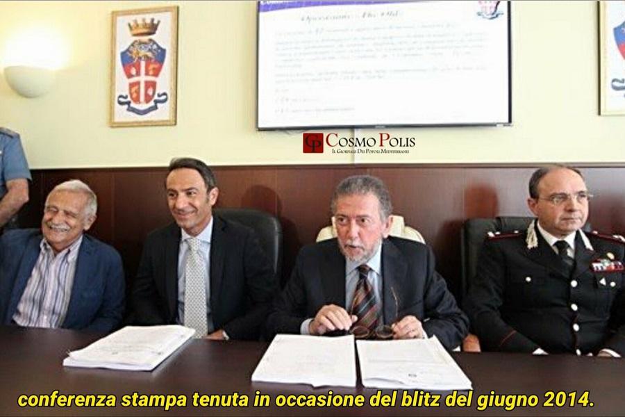 """PROCESSO ANTIMAFIA """"THE OLD"""": CONDANNE A TUTTI GLI IMPUTATI"""