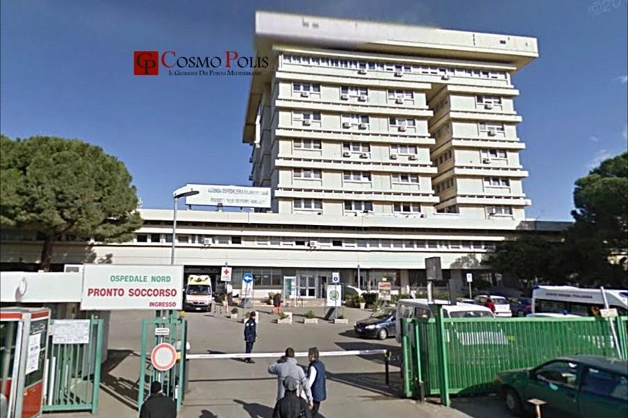 Covid-19, al Moscati 67 pazienti ricoverati