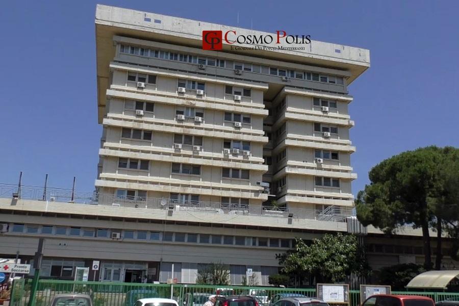 Calcinacci all'ospedale Moscati, Perrini chiede sopralluogo