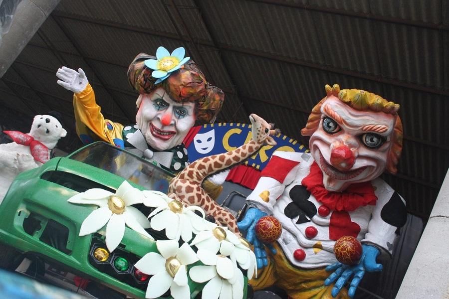 Carnevale Marinese alla 35° edizione