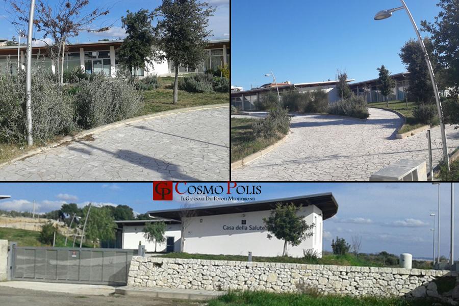 Inaugurata la Casa della Salute a Palagianello