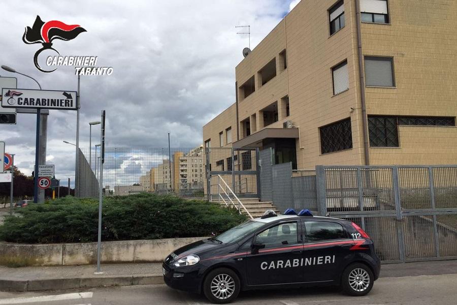 Tentato suicidio. Donna salvata dai Carabinieri