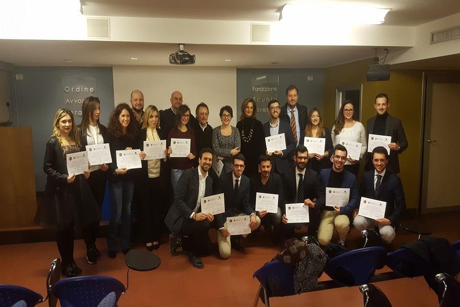 """""""Saranno Famosi"""" – i nuovi giuristi di Taranto"""