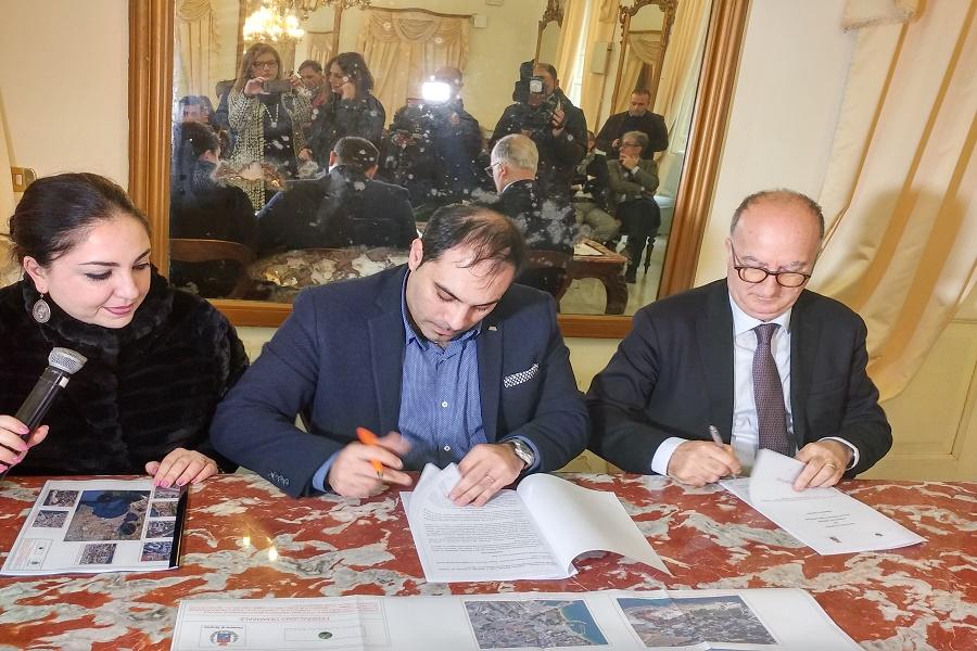 Il Demanio consegna al Comune di Taranto beni per 3 mln di euro