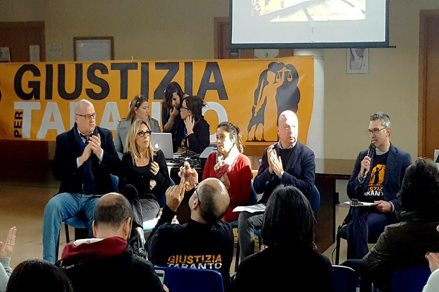 La Taranto inquinata è assetata di verità