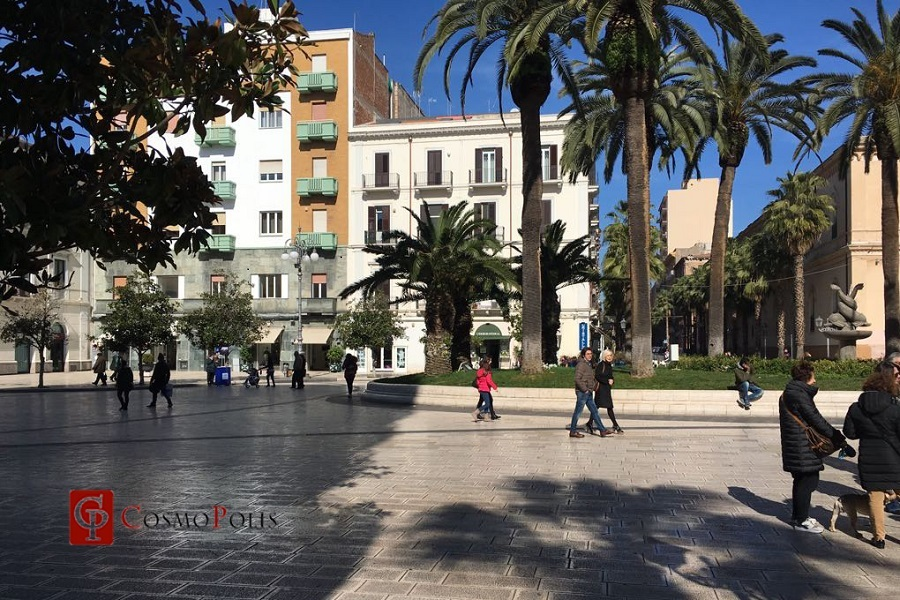 Progetto per il verde a Taranto, al via la gara triennale