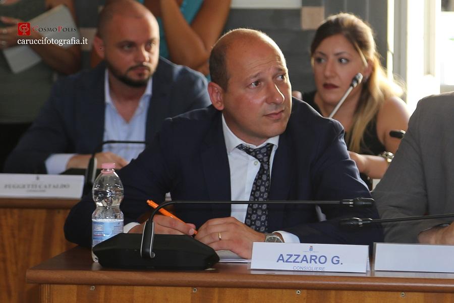 Azzaro chiede le dimissioni di Tamburrano