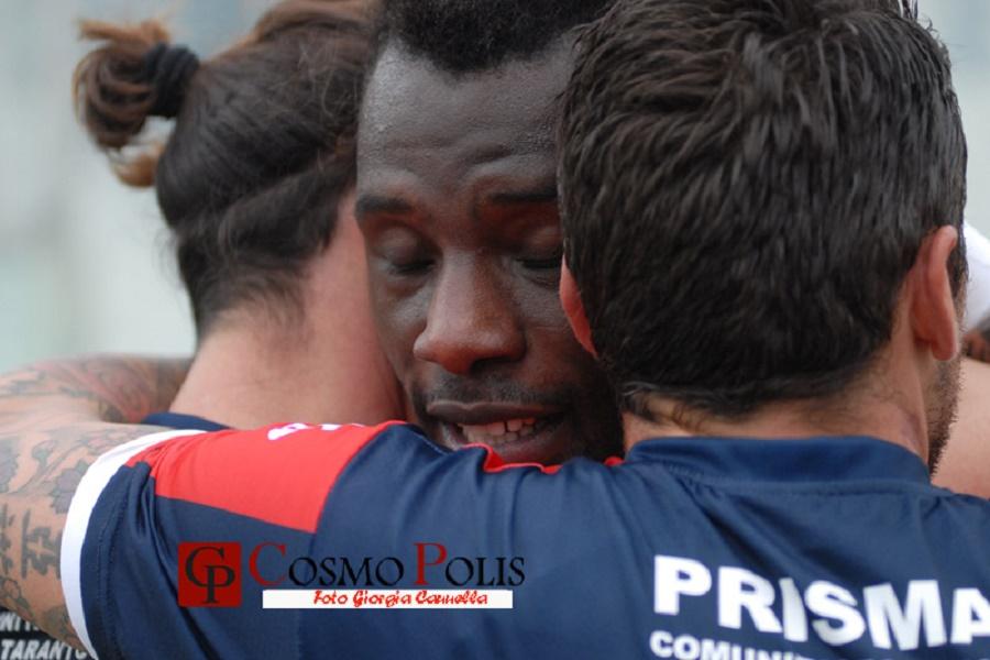 Taranto vince e blinda i playoff