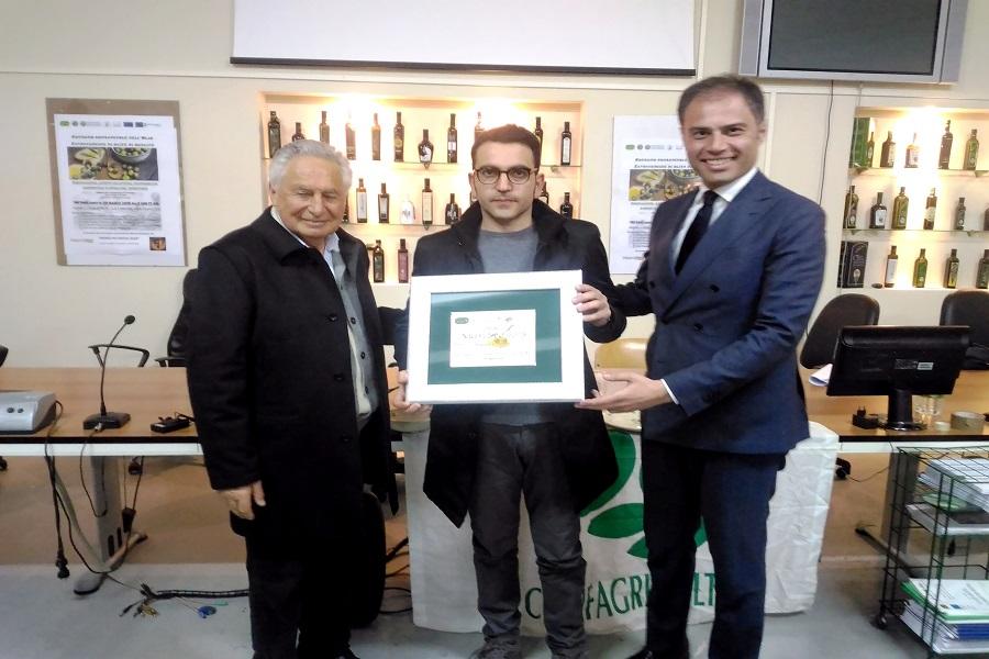 NutriEvo 2018 a un'azienda di Palagianello