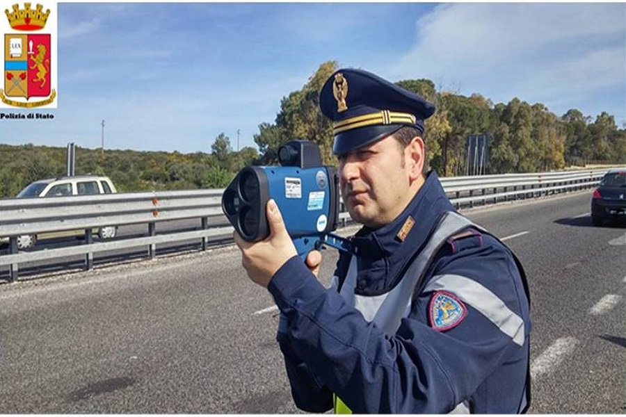Autovelox e telelaser: controlli sulle strade