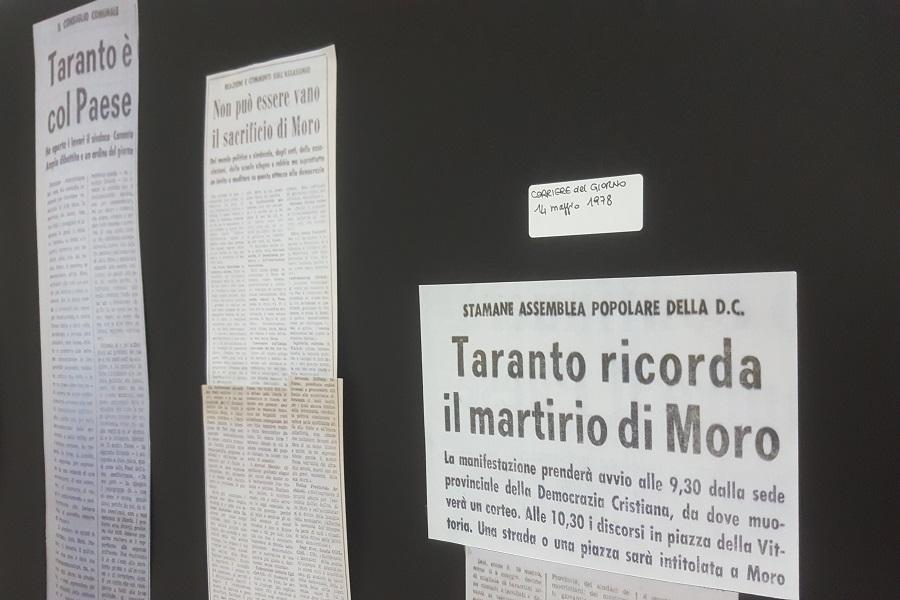 Aldo Moro. Pagine tristi del rapimento e della prigionia