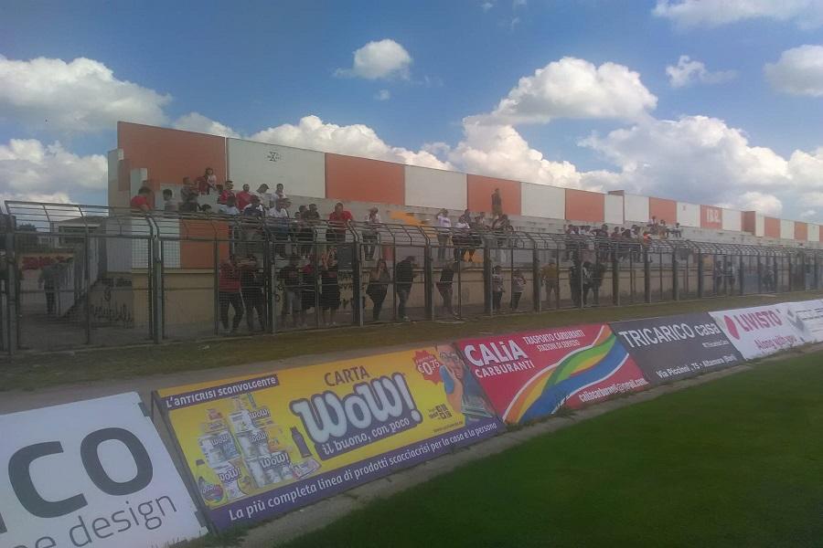 La finale playoff sarà tra Cavese e Taranto
