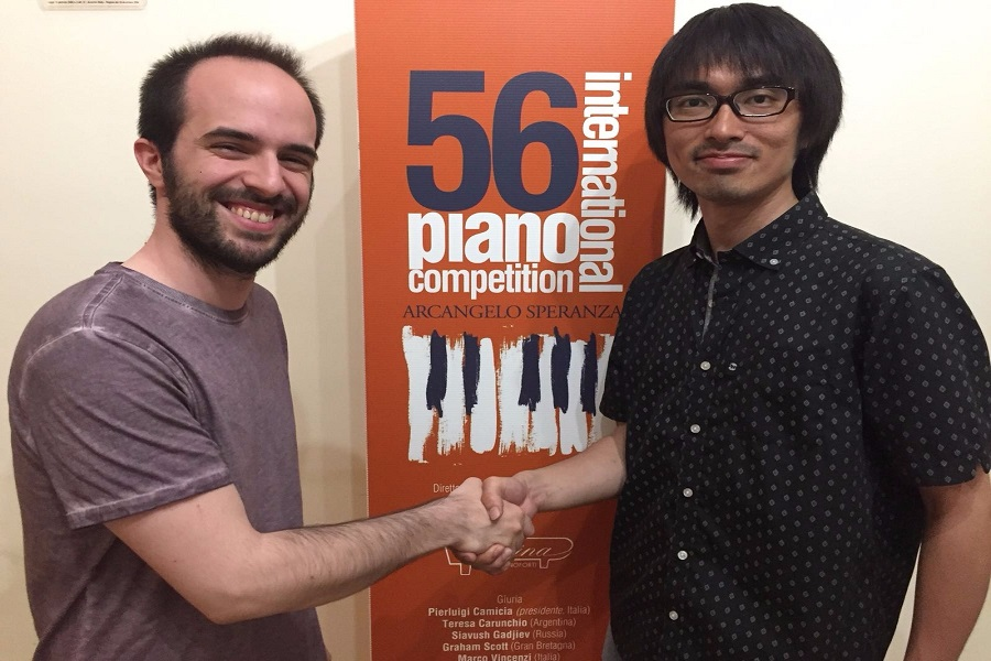 International Piano Competition