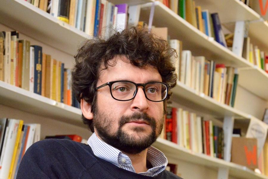 Leogrande e il reportage narrativo: domani a Conversano