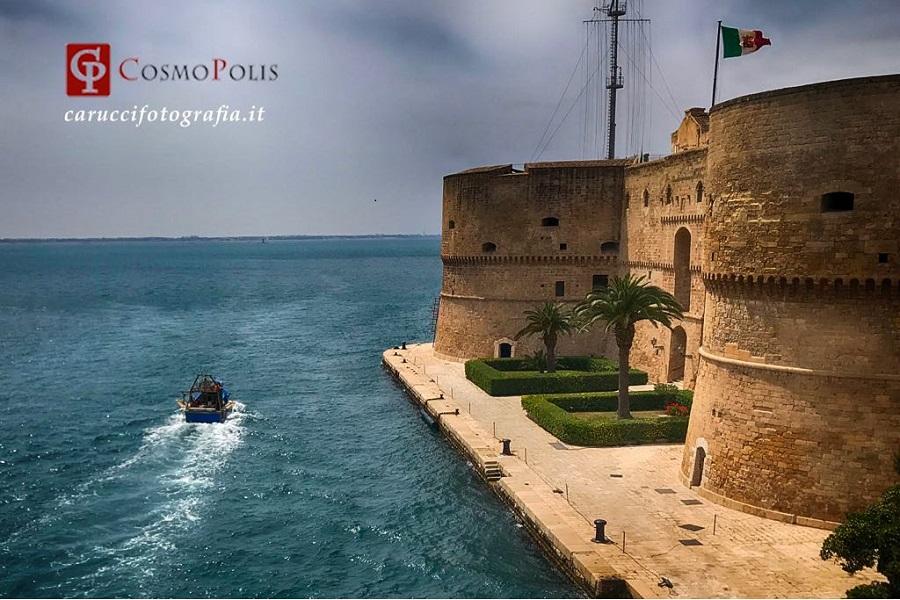 Taranto Giochi del Mediterraneo 2026: parte una delegazione pugliese