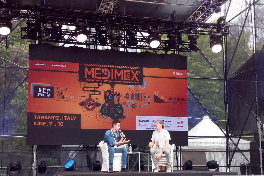 """""""Incontri d'autore al Medimex: tra i ricordi e la musica di Diodato"""""""