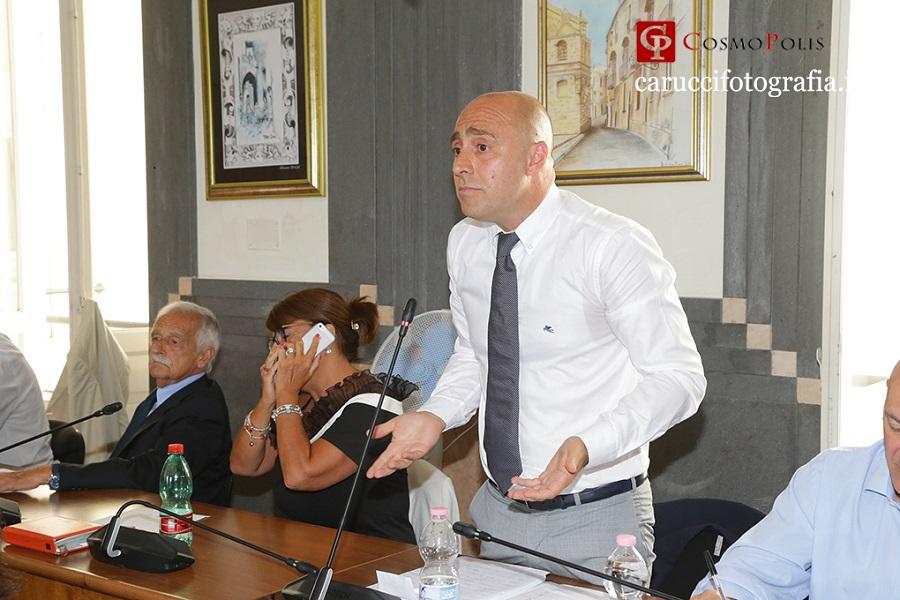 La ex Banca d'Italia sede dell'Ateneo di Taranto e del corso di Laurea in Medicina