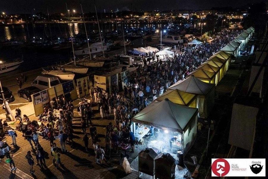 Due Mari Wine Fest. Il programma