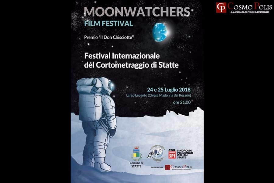 Grande attesa per il Moonwatchers Film Festival