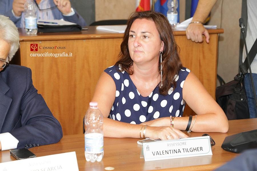 La donna Tilgher nuovo vicesindaco di Taranto