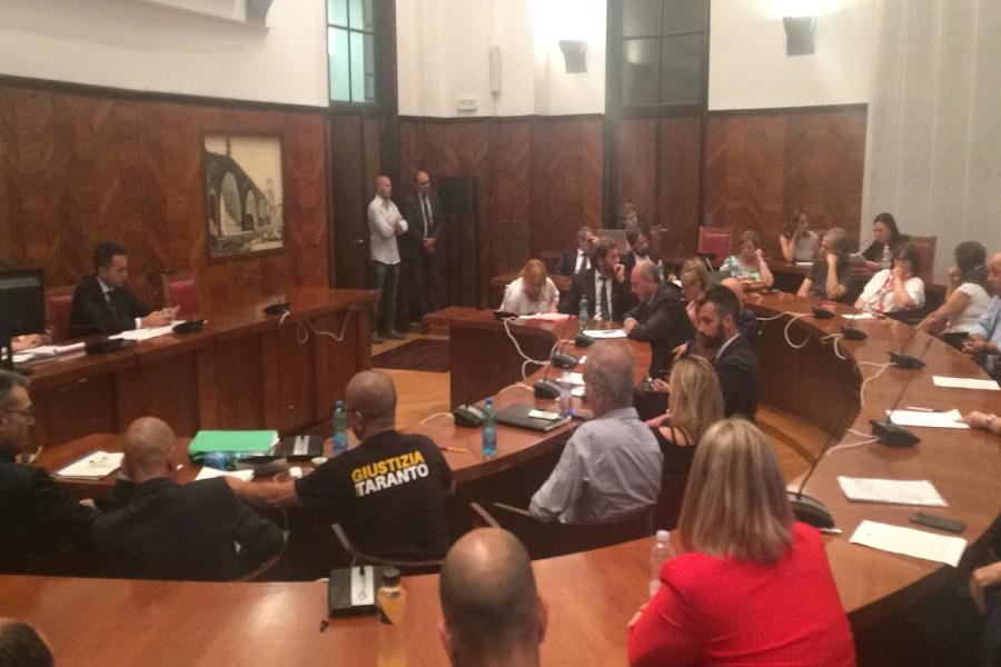 """""""Tradito il mandato elettorale ricevuto da Taranto"""""""