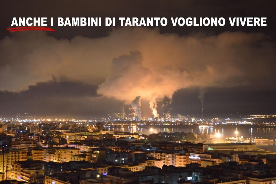 """Genitori Tarantini: """"Nuovo manifesto di denuncia su emergenza sanitaria e ambientale"""""""