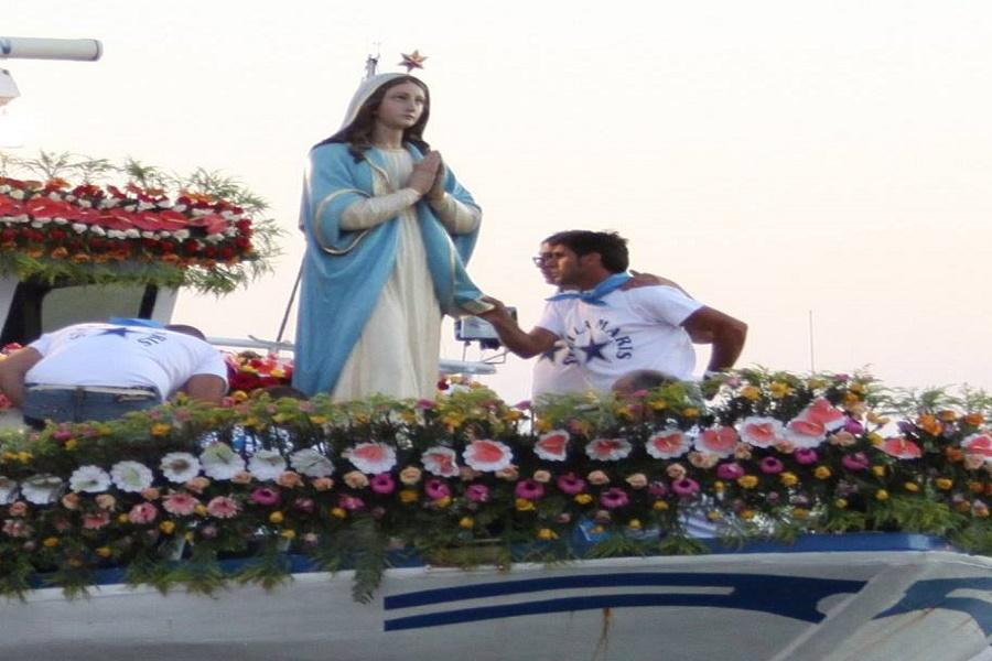 Madonna Stella Maris: il mare protagonista della città di Taranto
