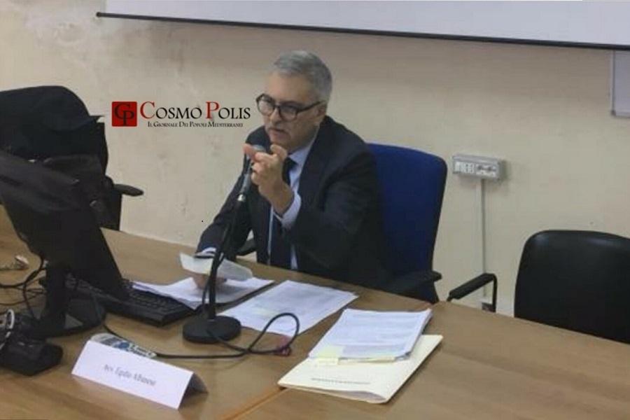 Albanese nuovo presidente del Ctp