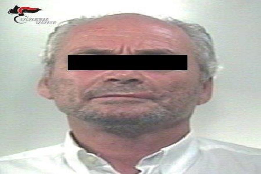 In casa un vero e proprio arsenale: arrestato un pregiudicato di Martina Franca