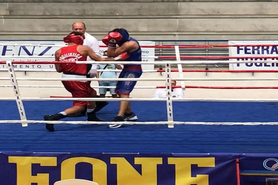 Boxe: quattro pugliesi ai campionati italiani