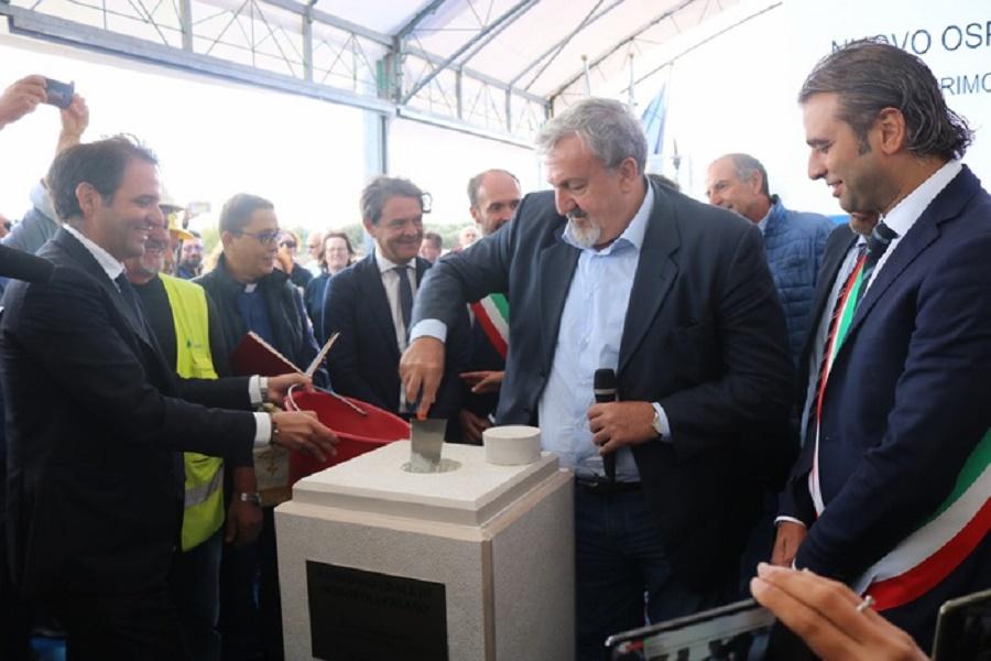 """Perrini (Dit/NcI): """"Bene ospedale Monopoli-Fasano, ma per quello di Taranto non tornano i conti"""""""