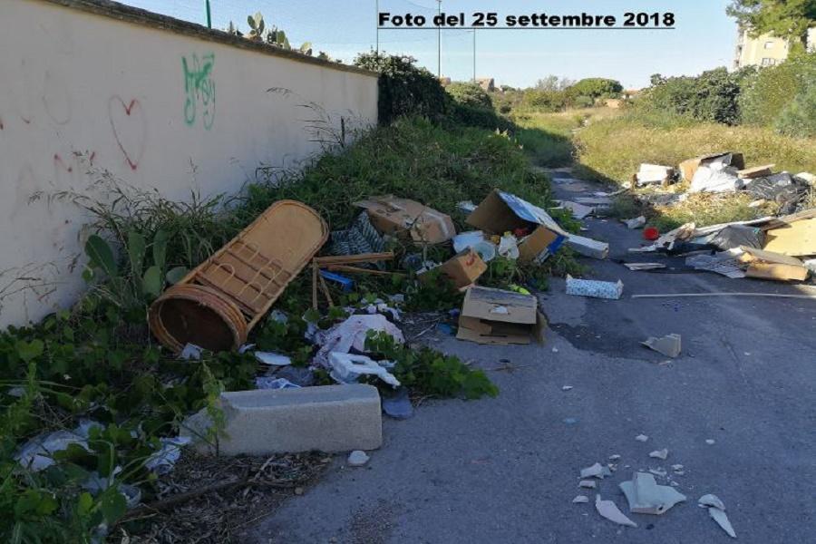 Taranto, Parco della Gioia: basta discariche a cielo aperto