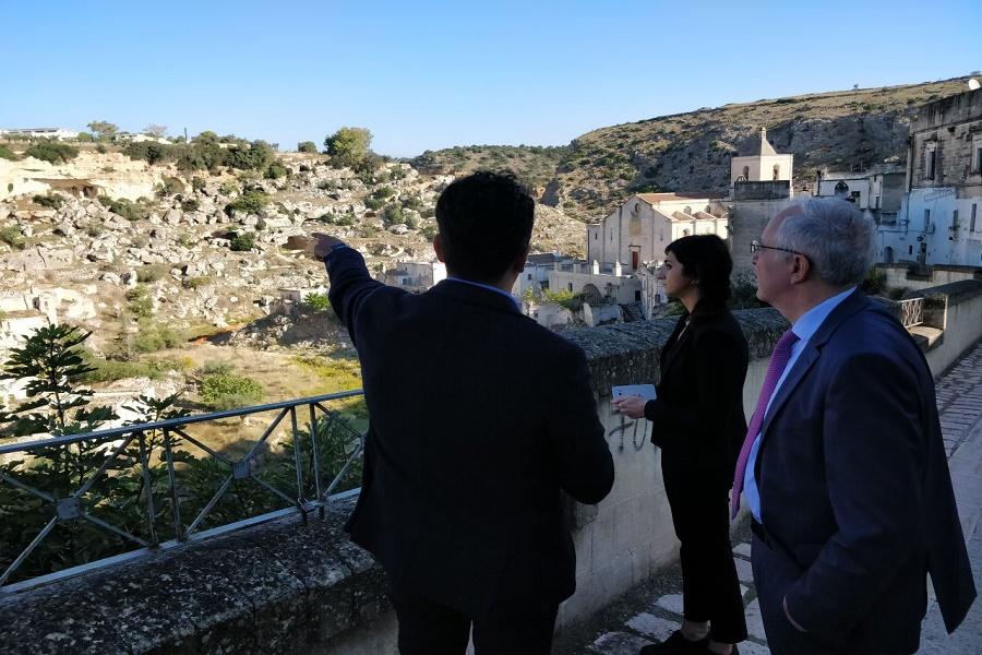 """Convegno rischio idrogeologico, Parisi: """"Necessario fare squadra"""""""
