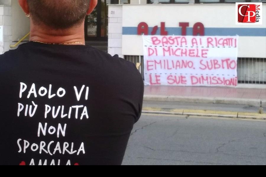 """""""Taranto merita una sanità migliore"""""""