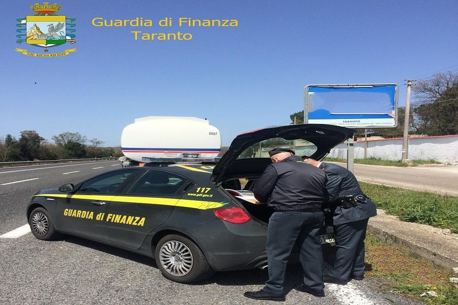 Traffico di gasolio agricolo: 7 arresti